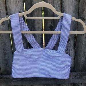 Outdoor Voices cute yoga (like FreeForm) bra GUC L